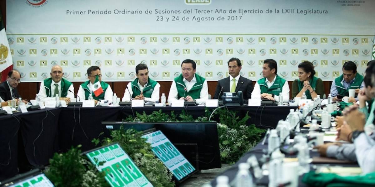 Trabajo y responsabilidad, objetivos claros del gobierno federal: Osorio Chong