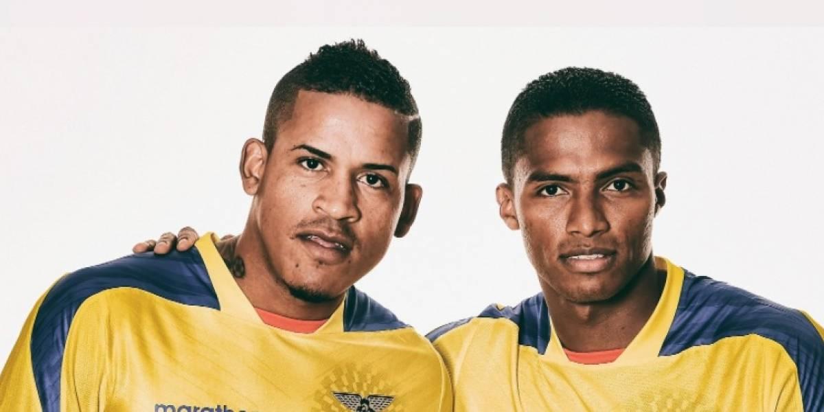 Antonio Valencia y Michael Arroyo se unen en campaña contra el racismo