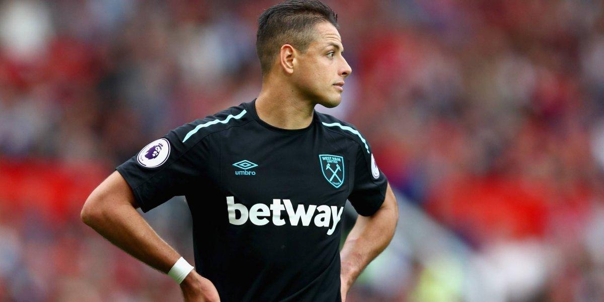 Chicharito y West Ham avanzan a tercera ronda en Copa de la Liga