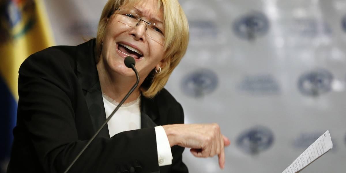 Exfiscal Ortega acusa al presidente Maduro de corrupción