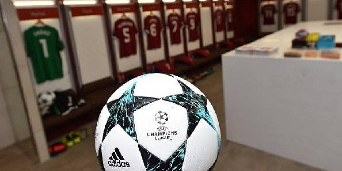 Definidos los 32 equipos de la Champions League