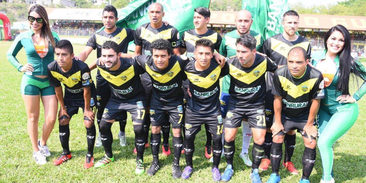 Complicada visita de Petapa a Malacateco en el Estadio Santa Lucía