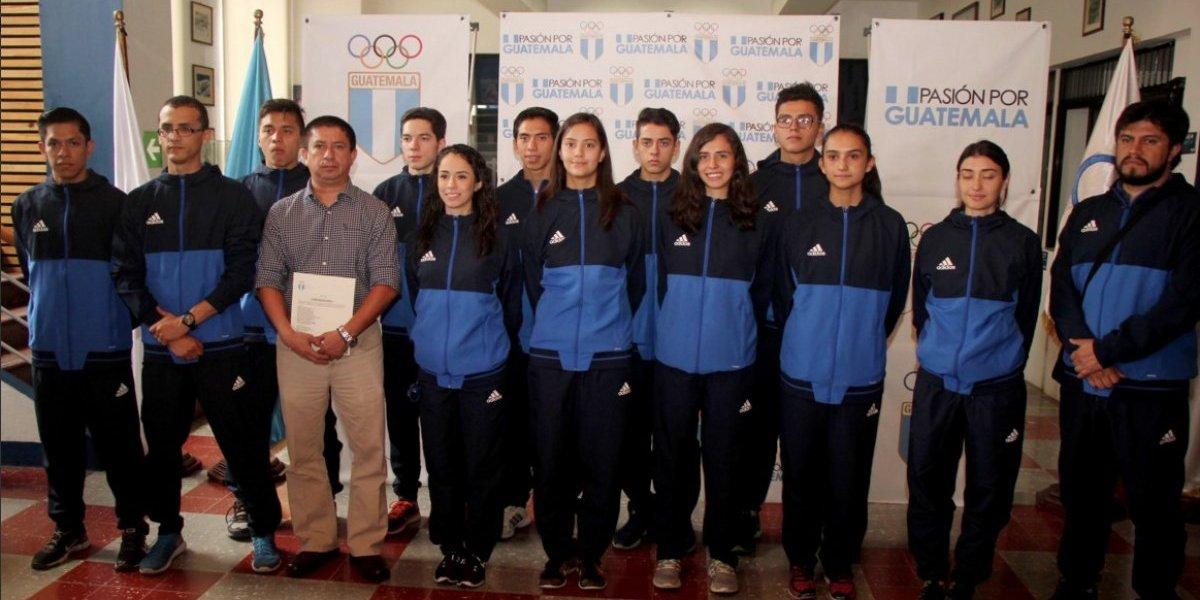 Selección nacional de taekwondo lista para el Costa Rica Open