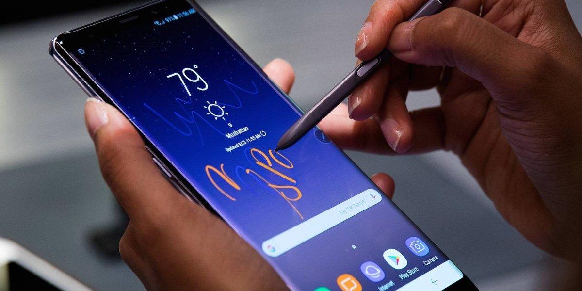 Galaxy Note 8 a la venta en México a partir de septiembre