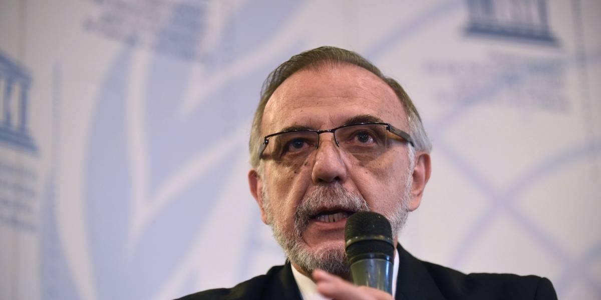 ONU reitera apoyo al trabajo de la CICIG y de Iván Velásquez
