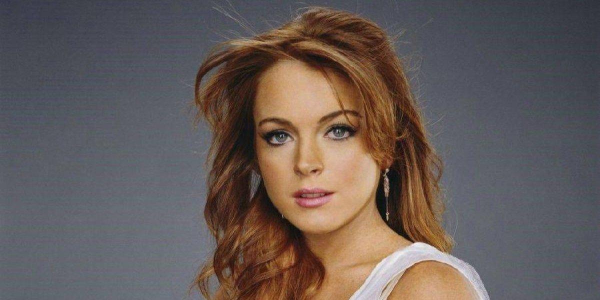 Lindsay Lohan enloquece a sus fans con su foto desnuda y que luego borró