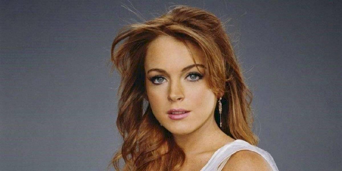 Lindsay Lohan celebra su cumpleaños 33 con fotos desnuda