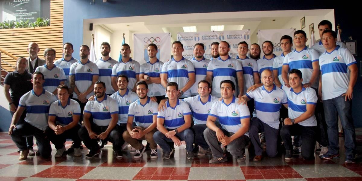 Los Jaguares van por el tricampeonato centroamericano de rurgby