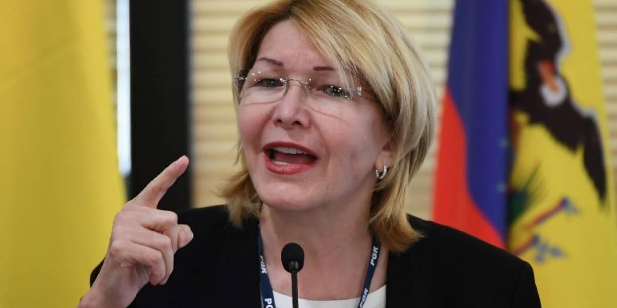 Exfiscal venezolana afirma tener pruebas de corrupción en contra de Maduro