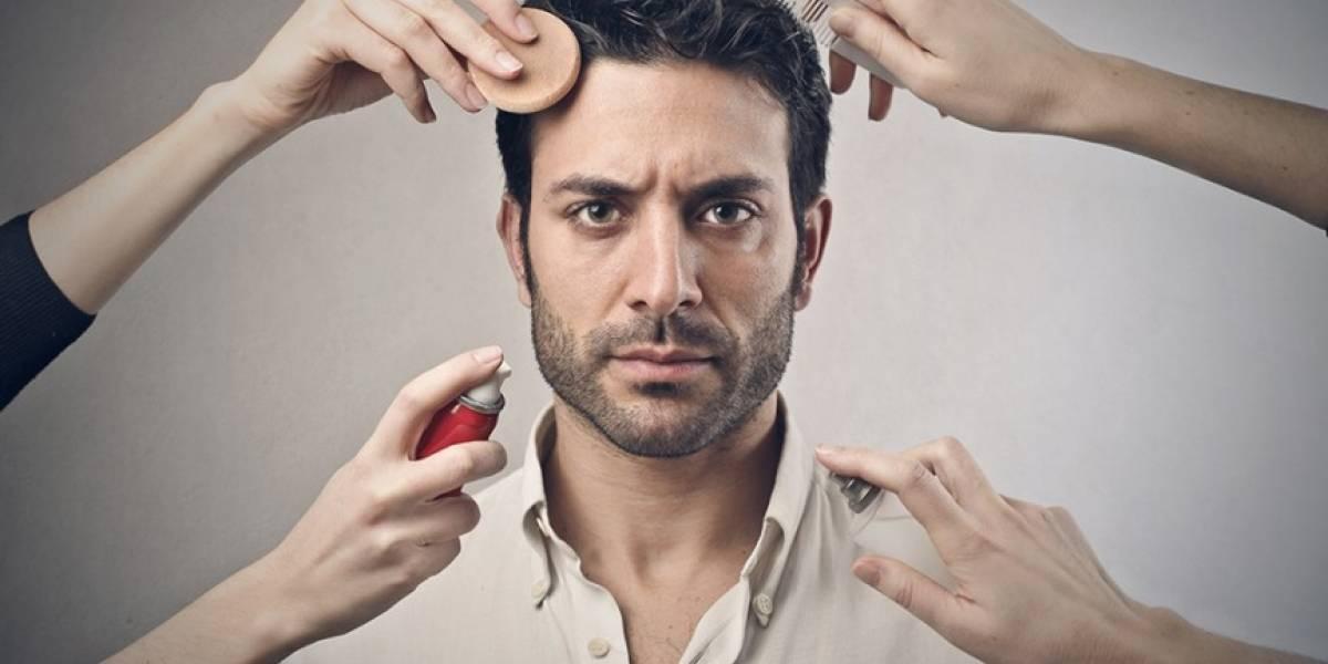 Maquillaje masculino: Más allá del imaginario