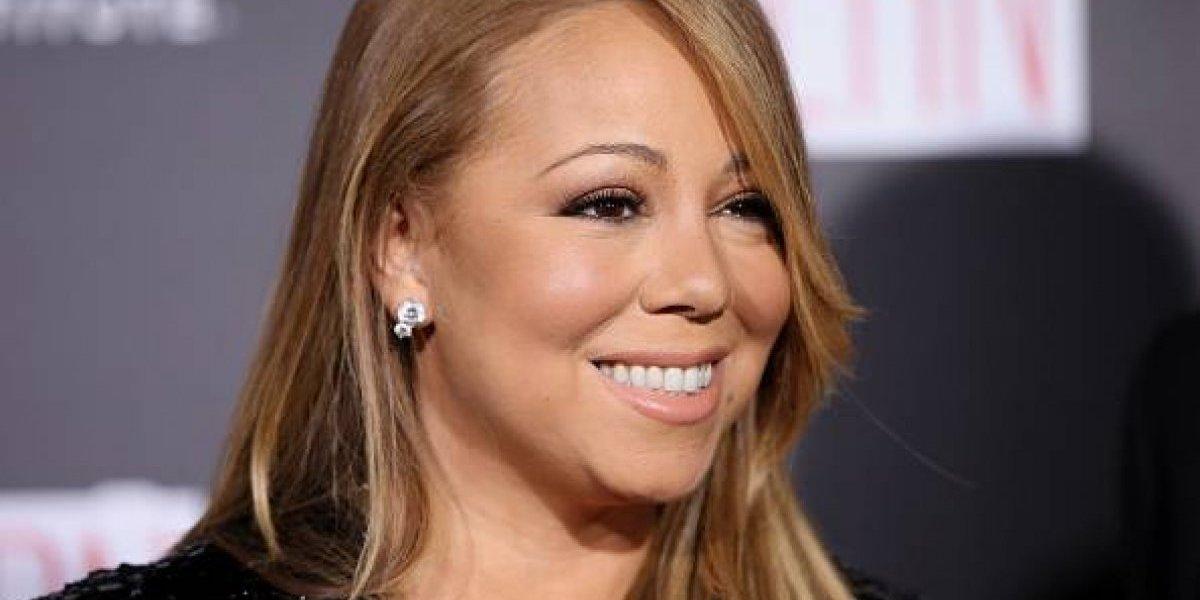 Mariah Carey vuelve a ser criticada por exceso de Photoshop en sensuales fotos topless
