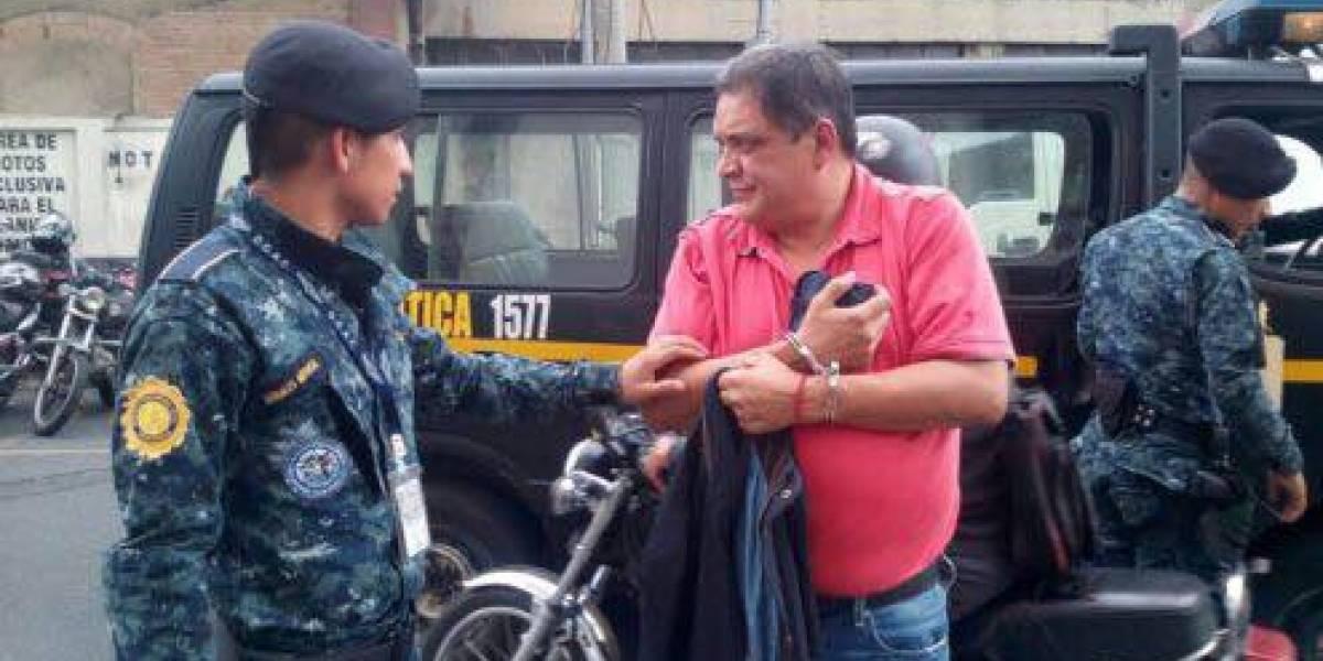 Ganadero de Jutiapa es extraditado a EE.  UU. señalado de transportar cocaína