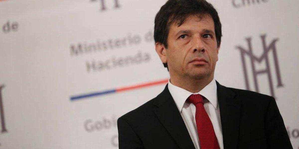 También se va: subsecretario Micco deja su cargo en Hacienda
