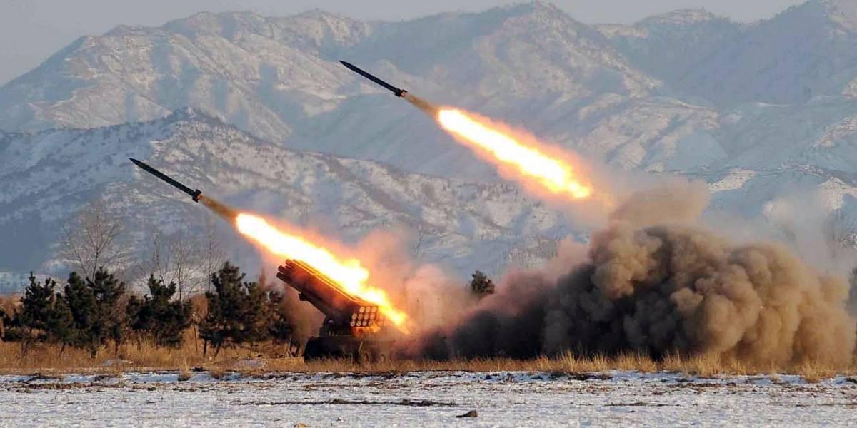 """¿Una tensa calma? China ve """"señales"""" de disminución de la tensión entre EEUU y Corea del Norte"""