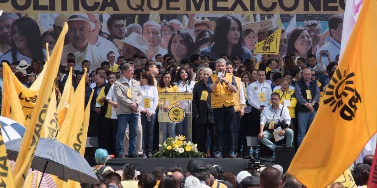 PRD renovará dirigencia nacional a la par de construcción del Frente