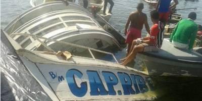Embarcação com cerca de 70 pessoas naufraga e deixa mortos no Pará