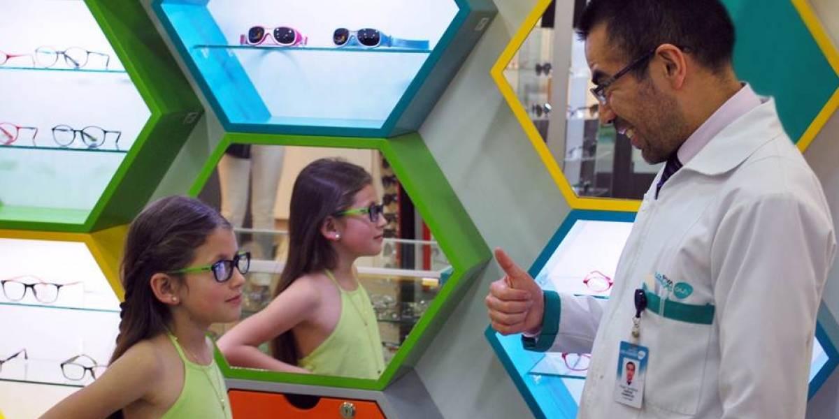¿Cómo cuidar la salud visual de los niños para el inicio de clases?
