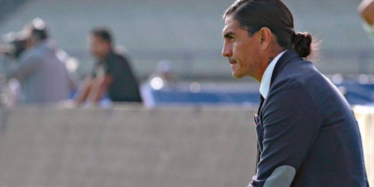 '¡Fuera Palencia!': aficionados de Pumas