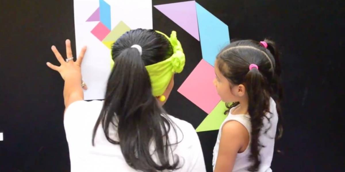 Inauguran nueva área interactiva para motivar el aprendizaje de los niños