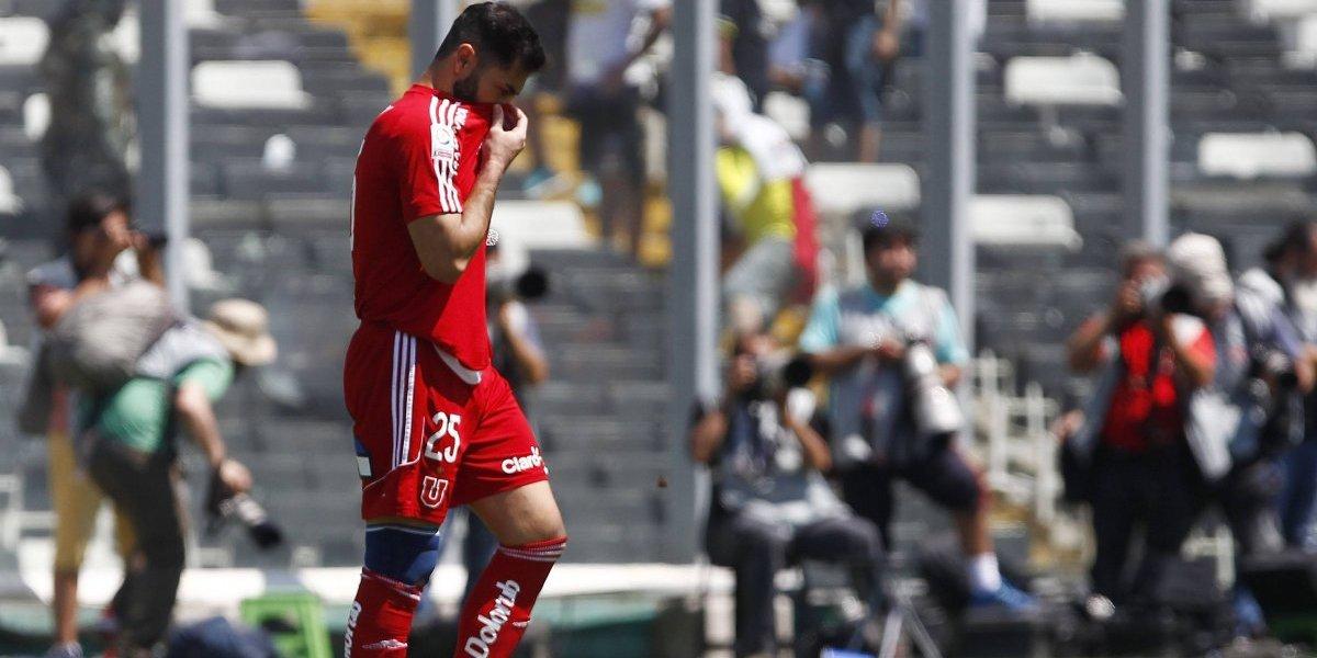 """Johnny Herrera se sincera antes de volver al Monumental: """"Para mí ese estadio es una maldición"""""""