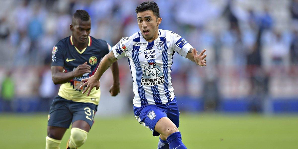 Puch sufrió lesión en México y preocupa al cuerpo técnico de La Roja