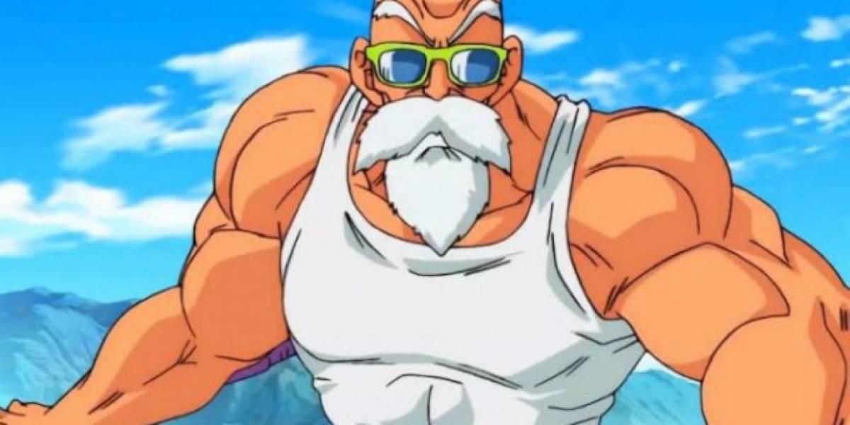 Dragon Ball: Joven sorprende con parecido al Maestro Roshi