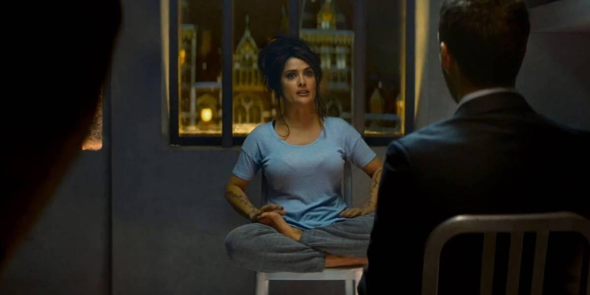 Salma Hayek: 'Soy una mujer luchona'