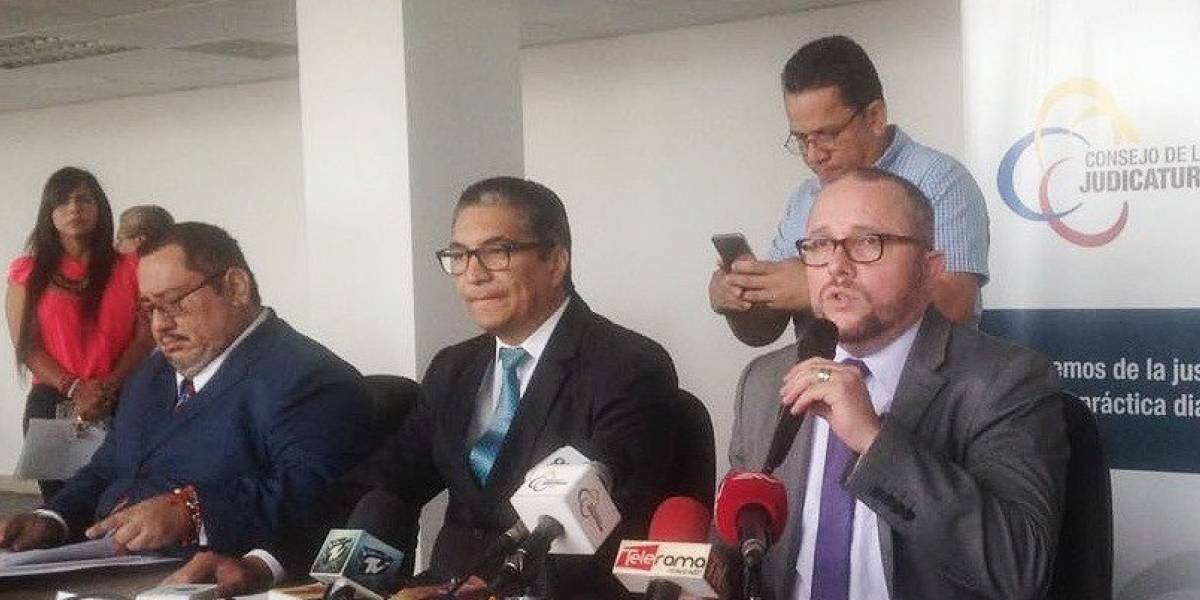 Corte de Justicia de Guayas rechaza pronunciamientos de exjueces