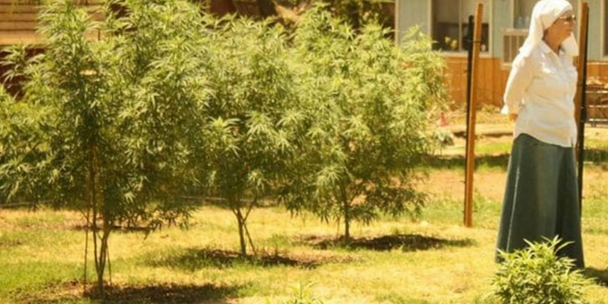 La 'misión' de una monja para desestigmatizar la marihuana
