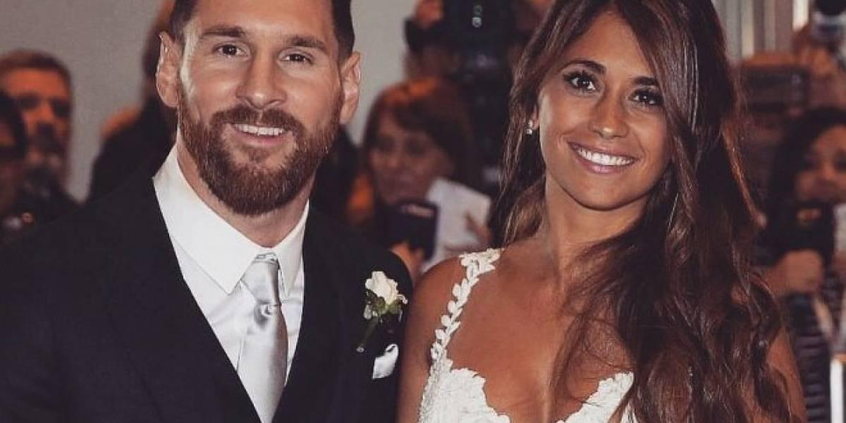 Lionel Messi estaría esperando su tercer hijo con Antonela Roccuzzo