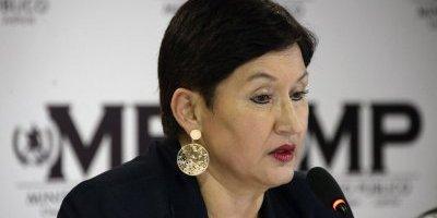 La Fiscalía de Guatemala apoya a colombiano expulsado