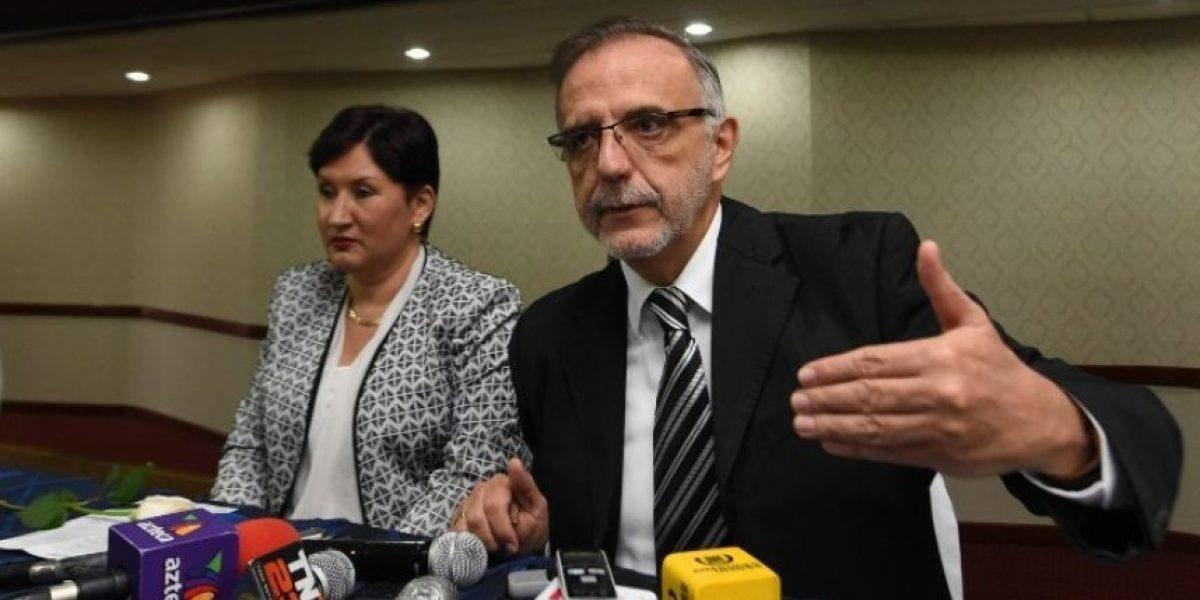 Convocan a manifestaciones en apoyo a Iván Velásquez para mañana y el sábado