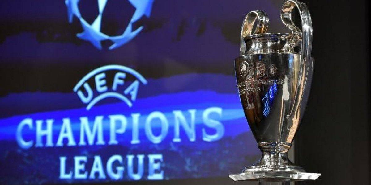 Bombos para el sorteo de los grupos de la UEFA Champions League 2017-2018