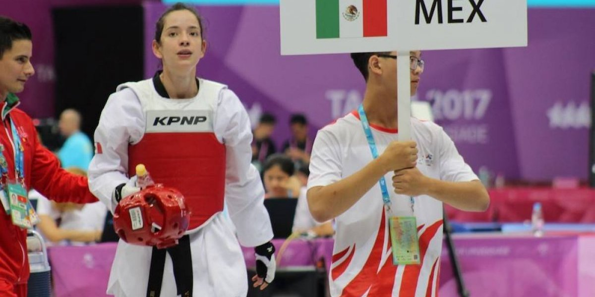 Dos medallas más para México en el taekwondo de la Universiada