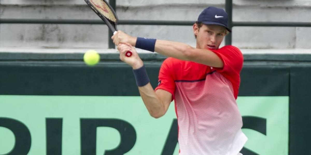 Nicolás Jarry y Christian Garín se despidieron de la qualy del US Open