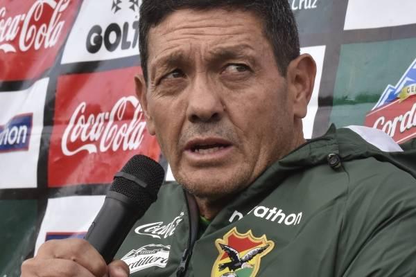 DT de Bolivia, Mauricio Soria