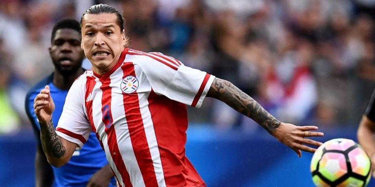 Es de verdad: delantero paraguayo quiere jugar fracturado contra Chile por las Clasificatorias