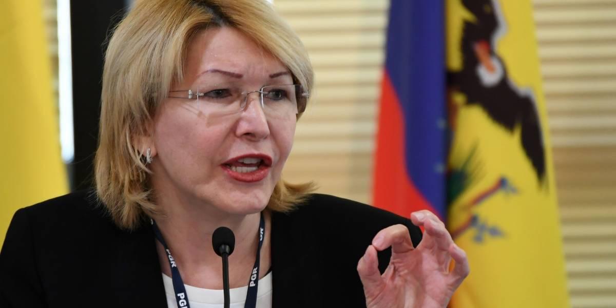¿Contra quiénes y cuáles son las denuncias de la ex fiscal general de Venezuela?
