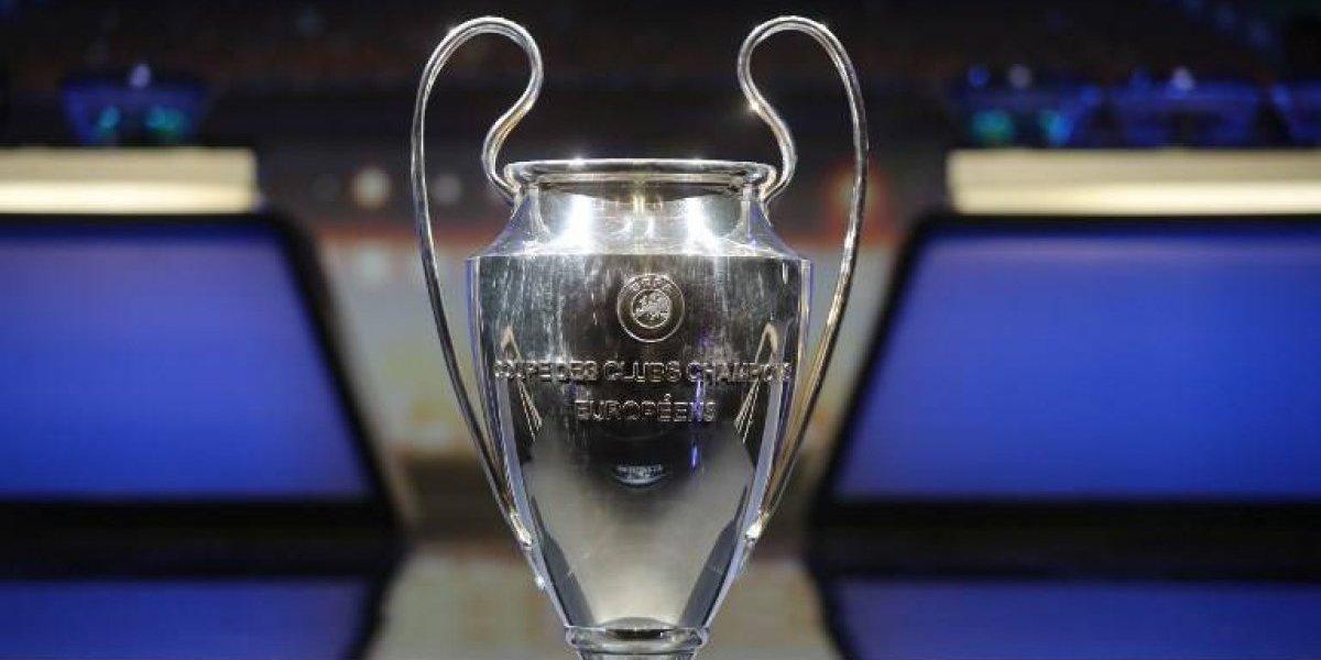 [FOTO] Así quedaron los grupos de la UEFA Champions League 2017-18