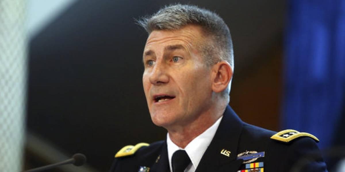 General EE.UU. jura aniquilar al Estado Islámico en Afganistán