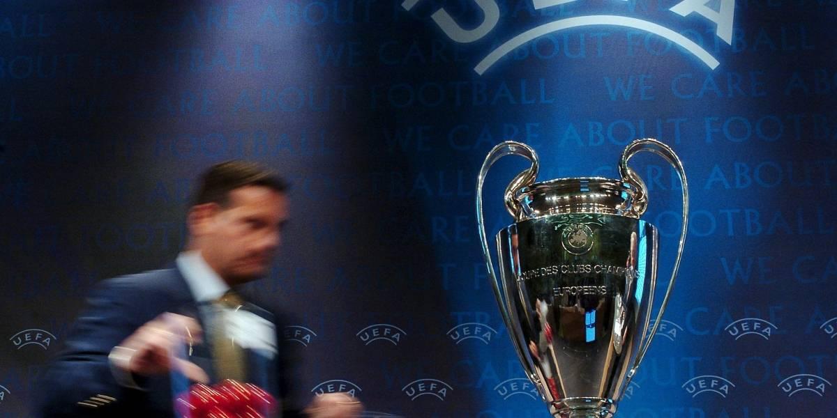 Estos serán los rivales de los colombianos en la UEFA Champions League