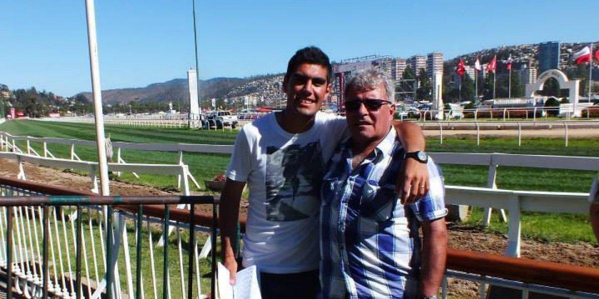 El sueño hípico de Sebastián Varas y el clásico Everton-Wanderers en las pistas