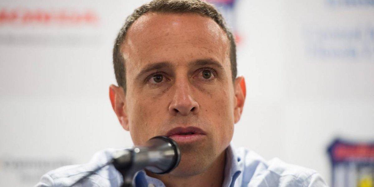 Gerardo Torrado será Director Deportivo de Selección Mayor