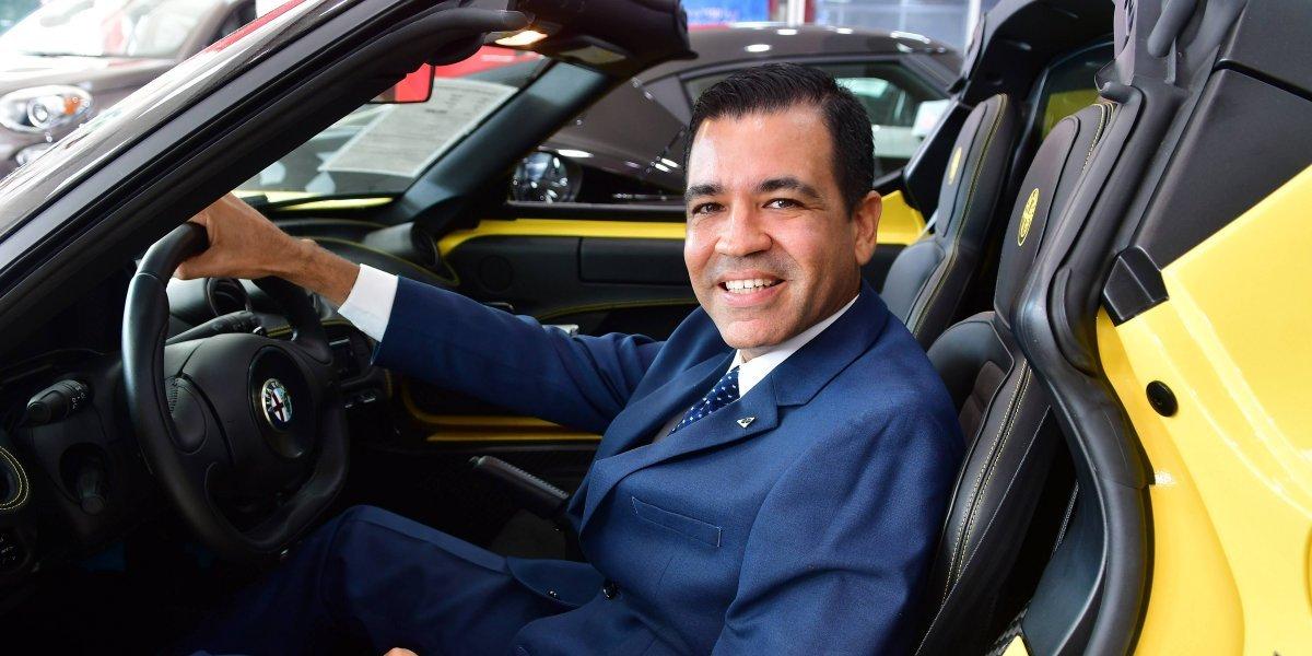 """Ricardo García: """"Tenemos la mejor intención de sacar a P.R. hacia adelante"""""""