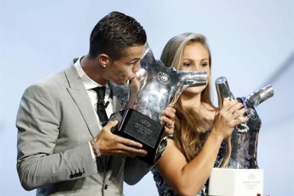 Cristiano Ronaldo, tercera corona europea