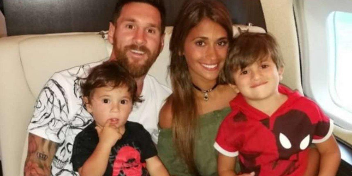 ¡Triplete de Messi! Leo será papá por tercera vez