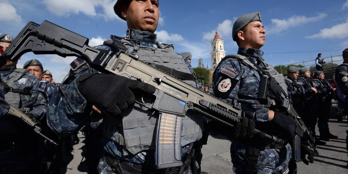 Estas son las funciones que tiene la Policía Federal en México