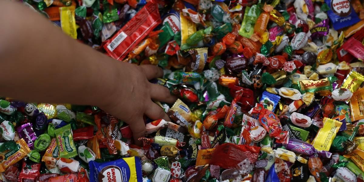 ¡Alerta! Nanopartículas detectadas en  dulces podrían ser dañinas para la salud