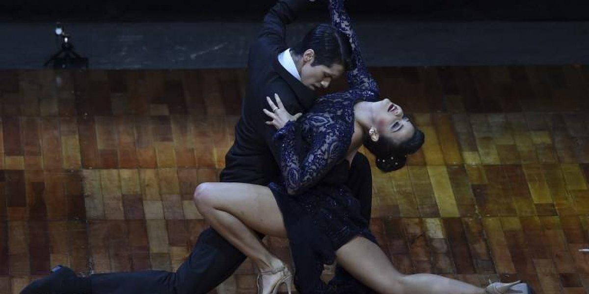 VIDEO. Pareja conformada por una argentina y un japonés ganan Mundial de Tango