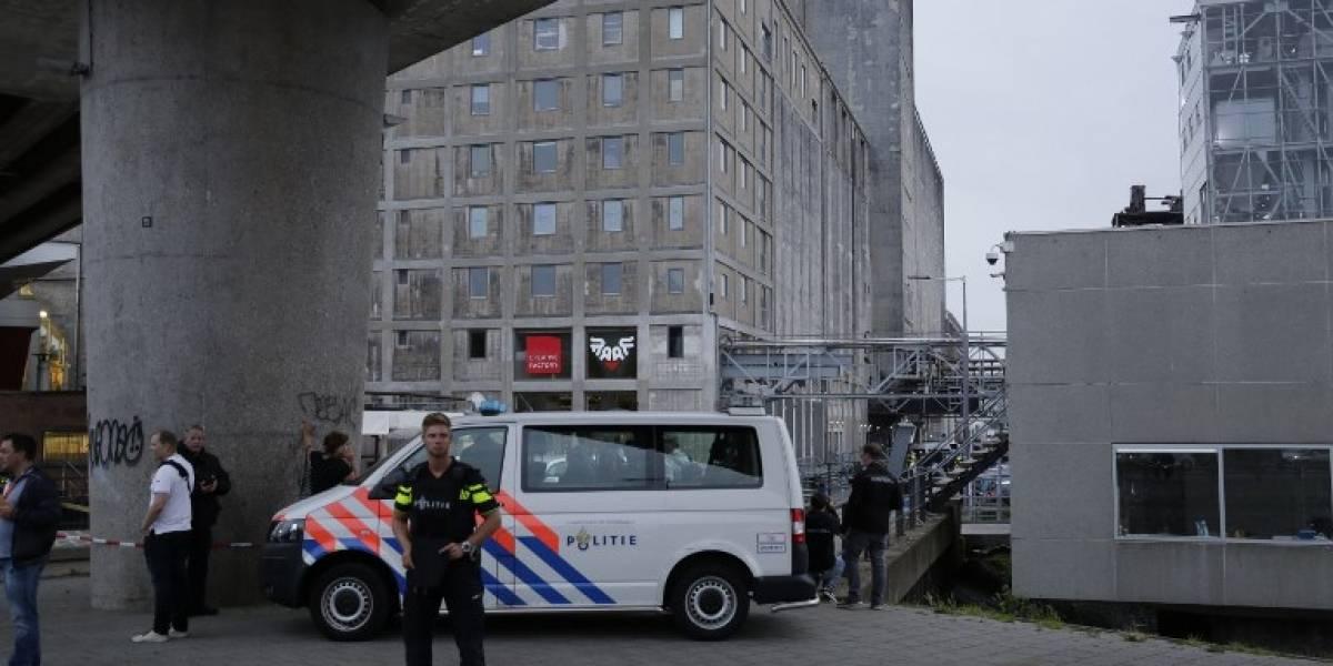 Cancelan concierto por riesgo de atentado en Holanda